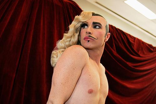 Feminine Gay 8
